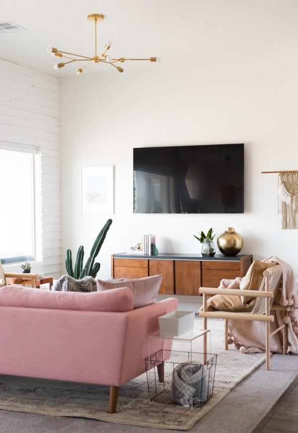 Aspyn's Living Room Makeover Reveal!