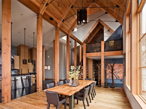 Tahoe Ridge House