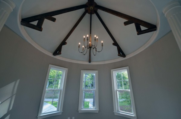Nantucket Harbor Vaulted Ceiling