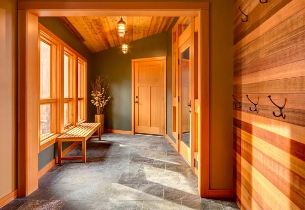 Ski Retreat #ceiling #homedecor #interiordesign #ceilingdesign #wooden
