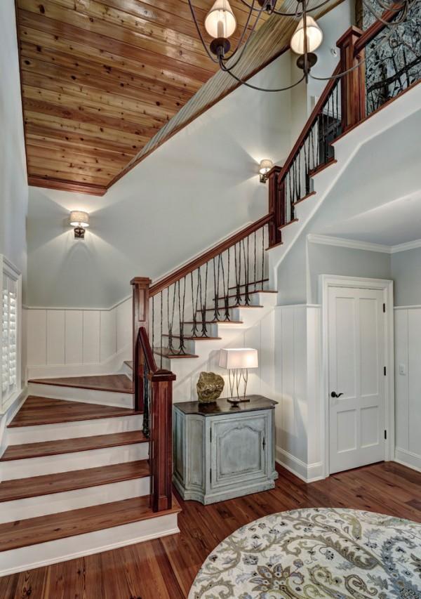 Kiawah Renovation #ceiling #homedecor #interiordesign #ceilingdesign #wooden