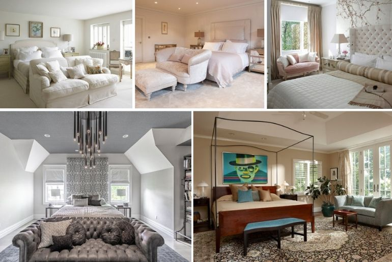 10 Unique Bedroom Sofa Ideas You\'d Love to Try