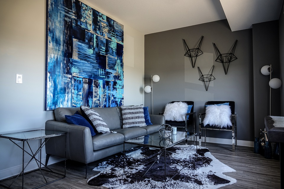 20 Creative Living Room Ideas With A Grey Sofa And The Best Color Schemes