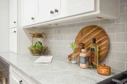 Kitchen backsplash upgrade