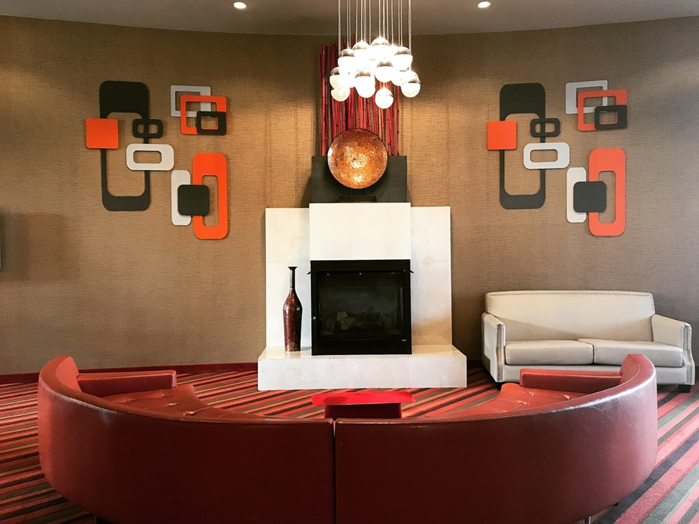 Incredible 17 Creative Living Room With A Leather Sofa Decorating Ideas Onthecornerstone Fun Painted Chair Ideas Images Onthecornerstoneorg