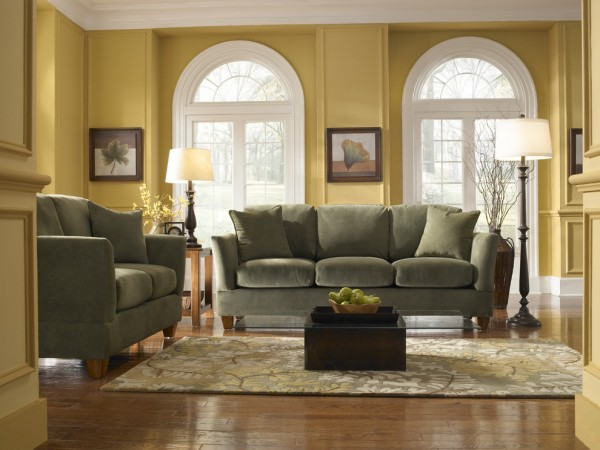 Top 10 Sage Green Sofa Decorating Ideas