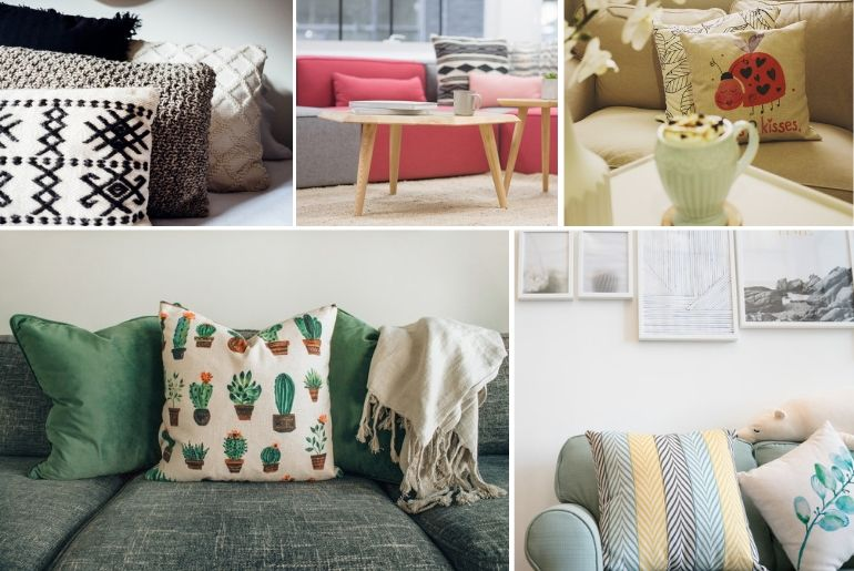 accent pillow ideas