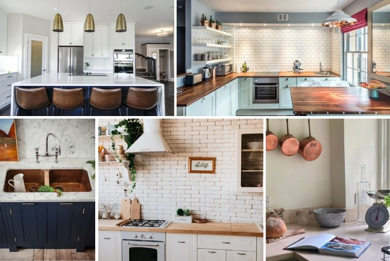 20 Copper Kitchen Decorating Ideas That Are Not Tacky on