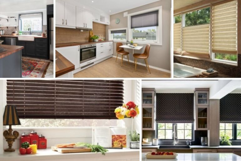 15 Unique Kitchen Blinds Ideas That Designers Love