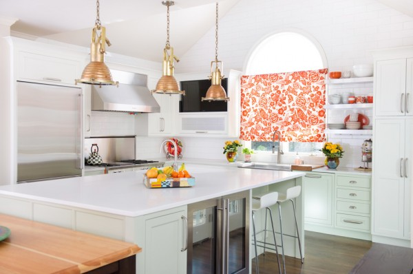 Leawood, KS Colorful Kitchen