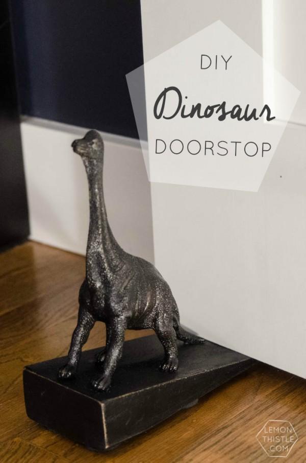 Dinosaur Door Stop