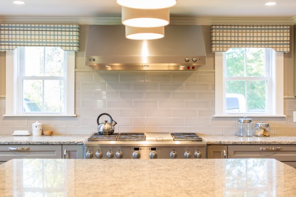 Stainless Steel and Traditional Valances