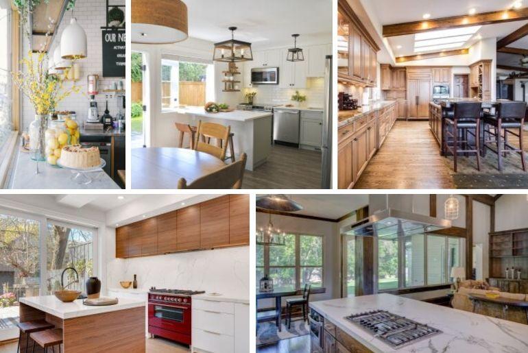 transitional kitchen ideas
