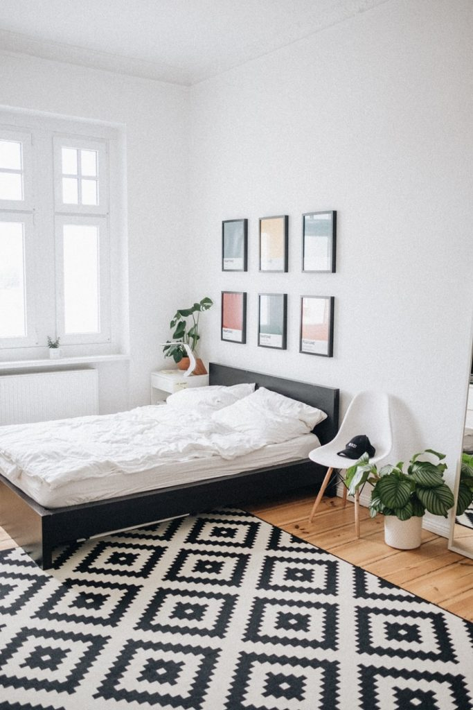 bedroom color scheme