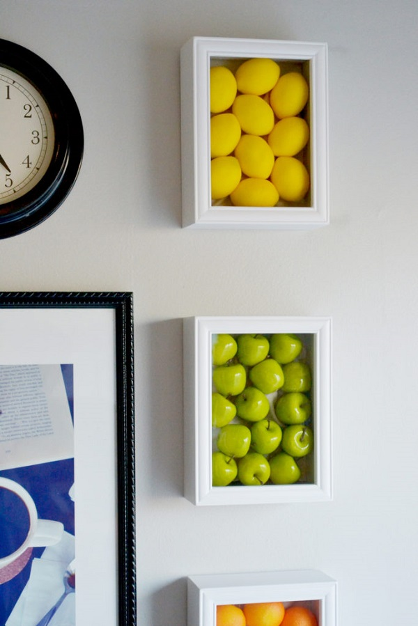 fruit shadowbox