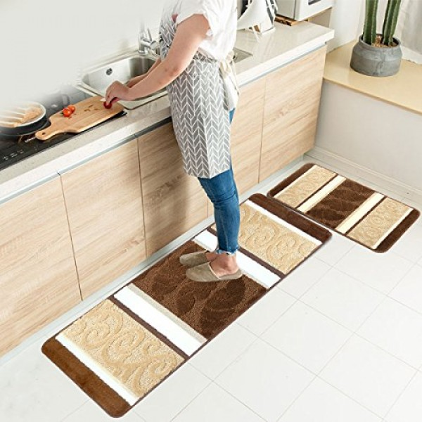 30 Creative Kitchen Rug Ideas