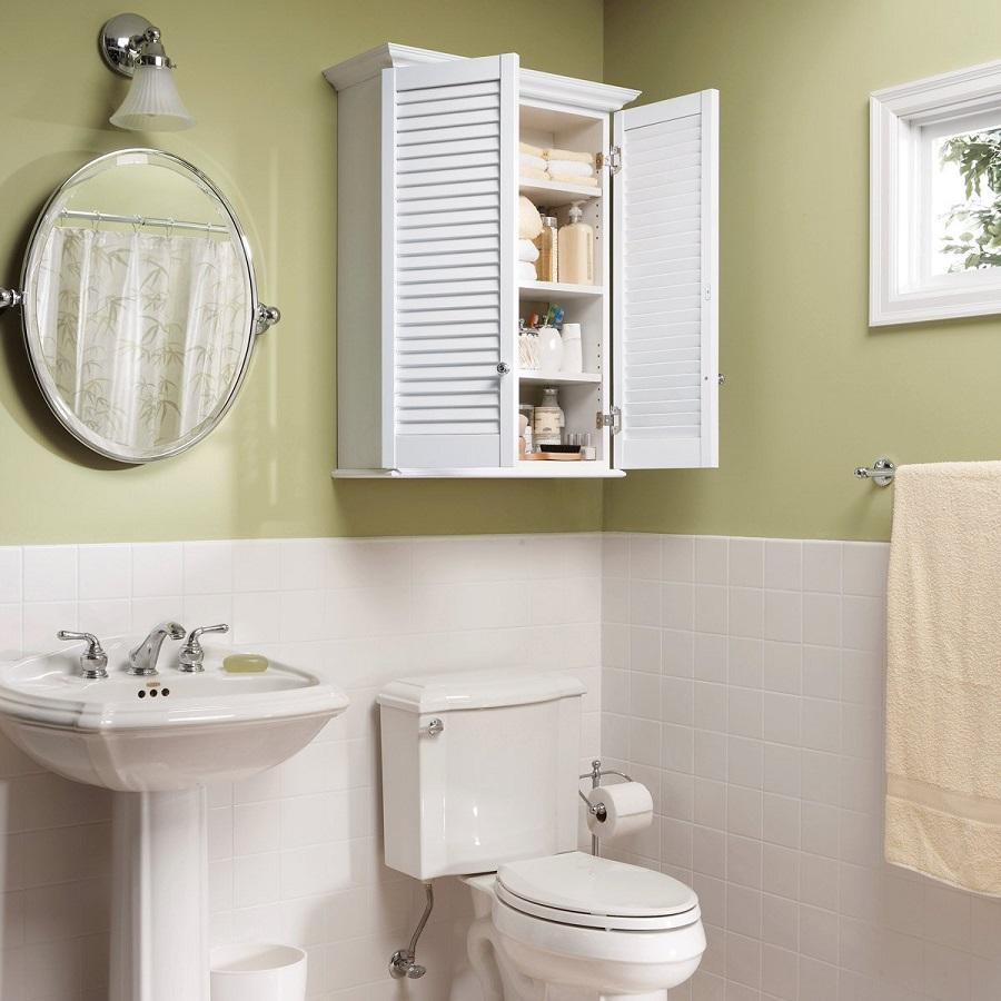 28 Essential Bathroom Cabinet Ideas
