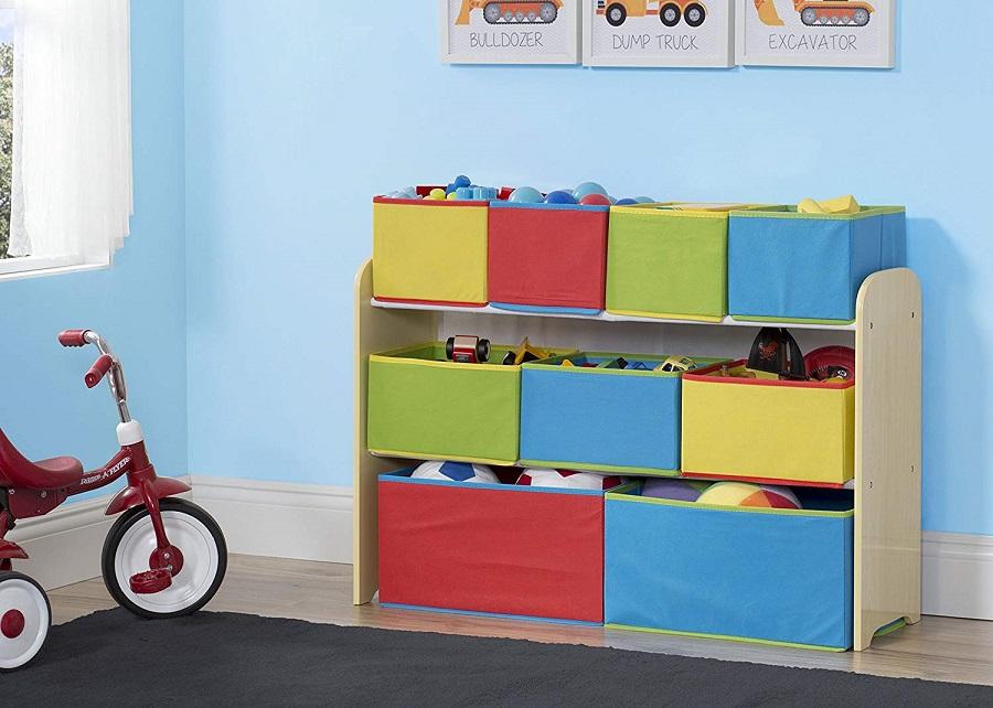 toy bin frame