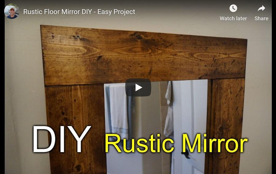 framing a mirror video