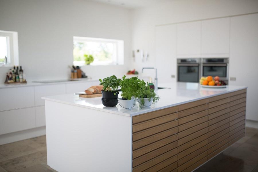 kitchen warm scheme