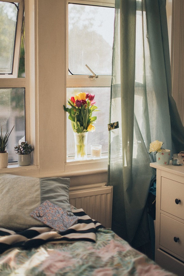 small room window