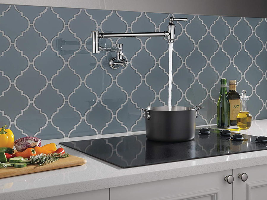 Delta Wall Mount Kitchen Faucet
