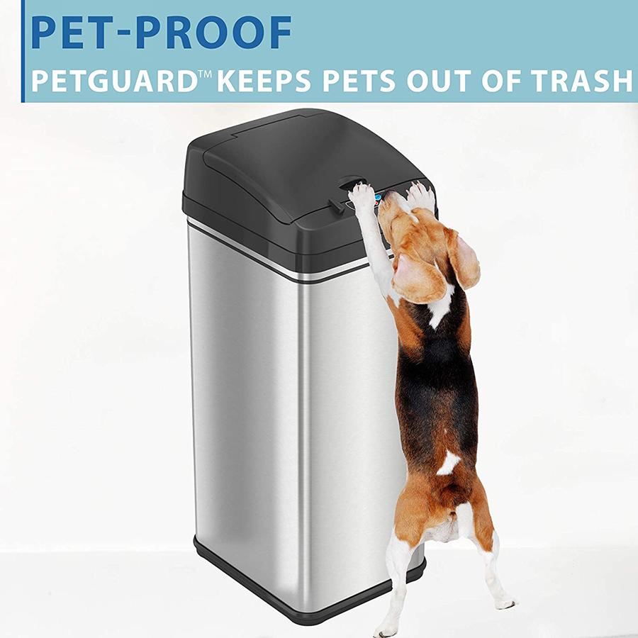 Dog Proof Trash Can