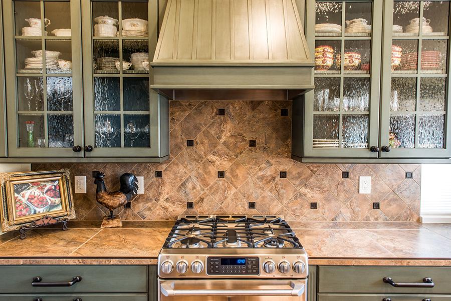 Oil-rubbed Bronze Kitchen Hardware