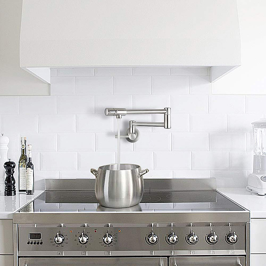 Pot Filler Over Stove