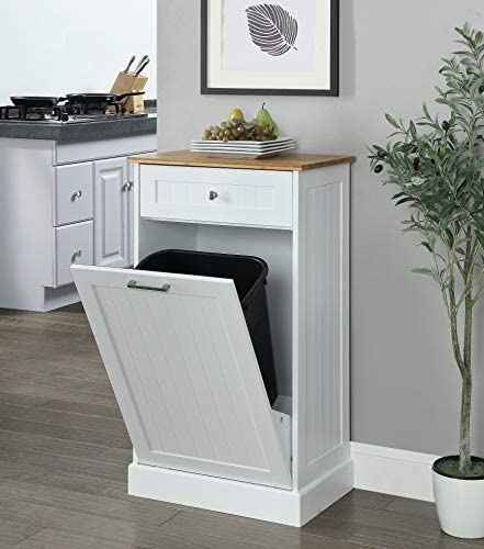 Trash Can Cabinet