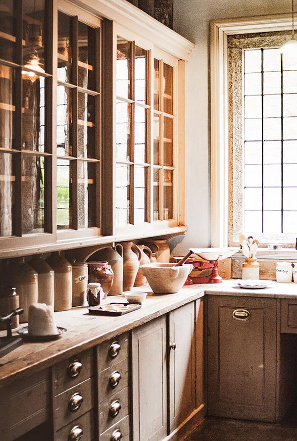 Vintage Kitchen Cabinet Hardware