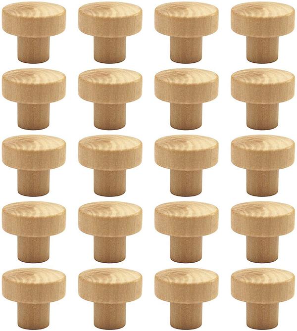 Wood Cabinet Pulls
