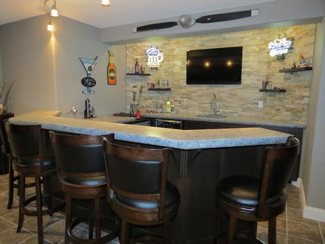 Bar countertops
