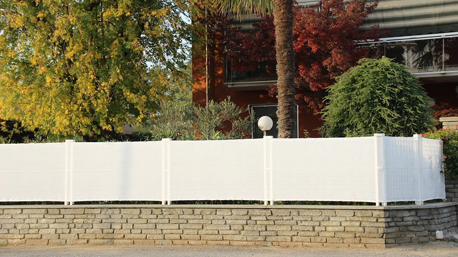 Fence privacy screen