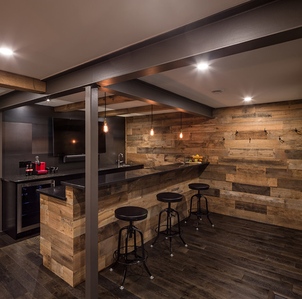 18 Brilliant Basement Bar Ideas You Need To Try