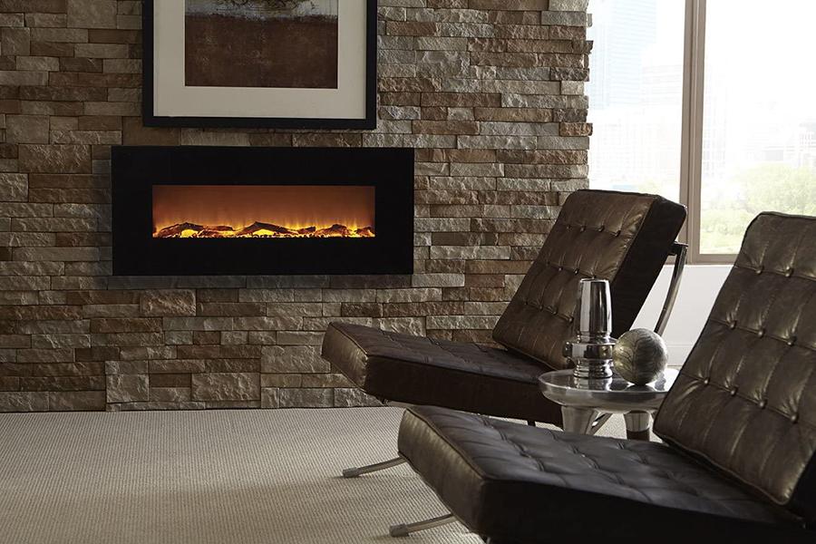 Wall Mount Fireplace