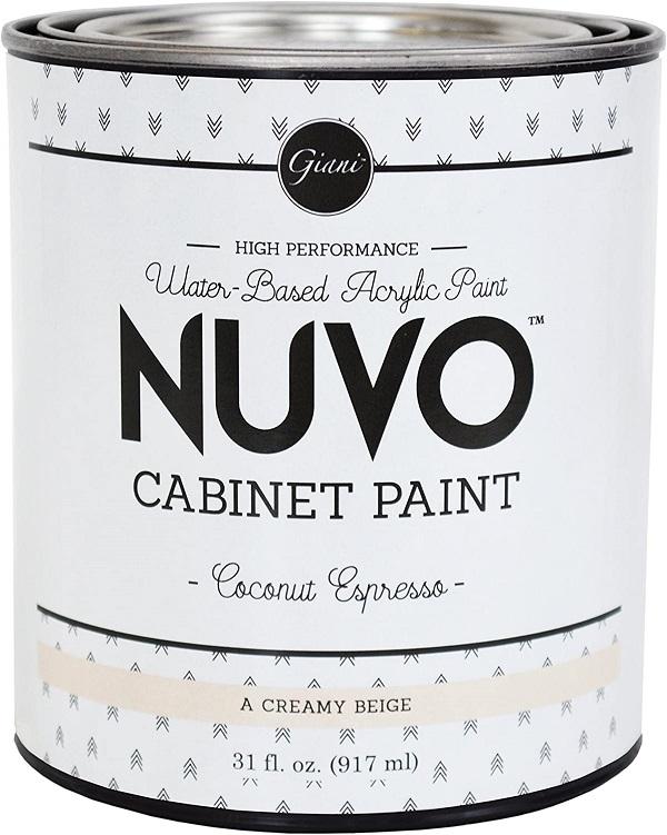 cream cabinet paint
