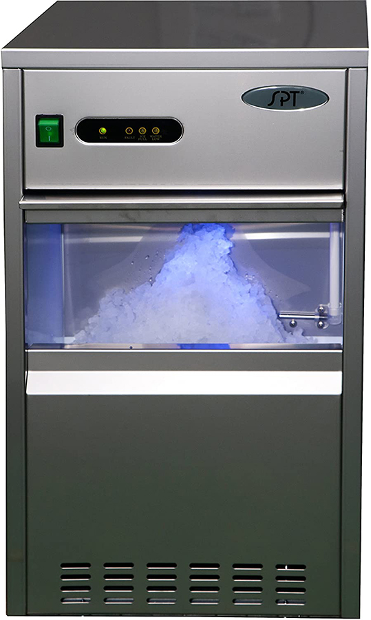 Chewable Ice machine
