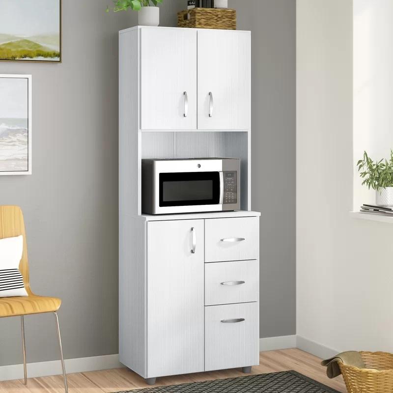 Microwave Hutch