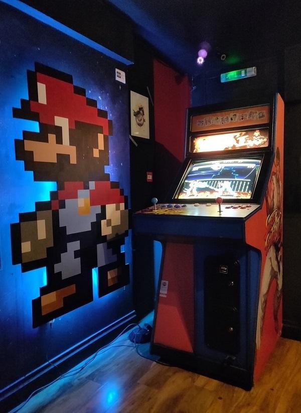 gaming room lighting