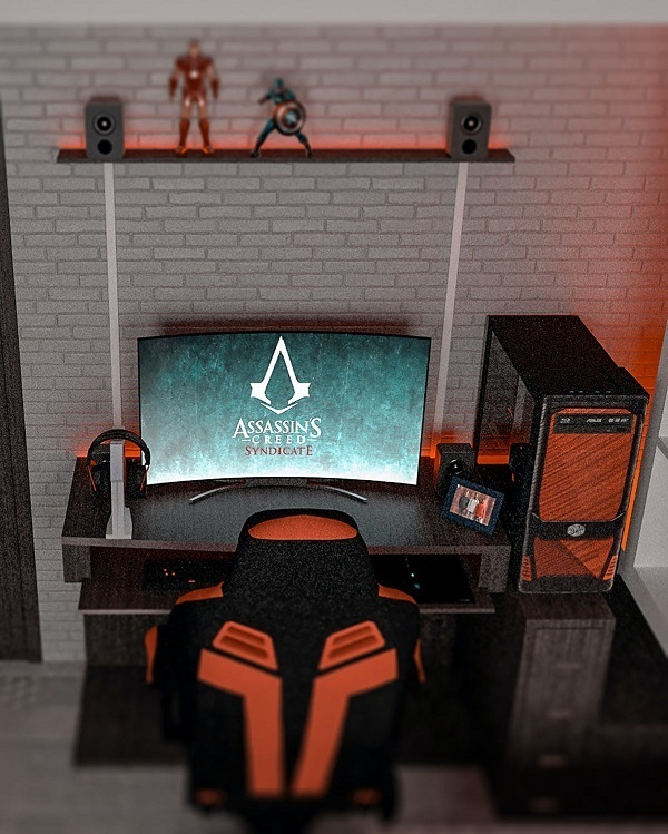 gaming furniture