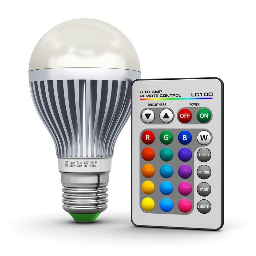 smart LED dimmer remote