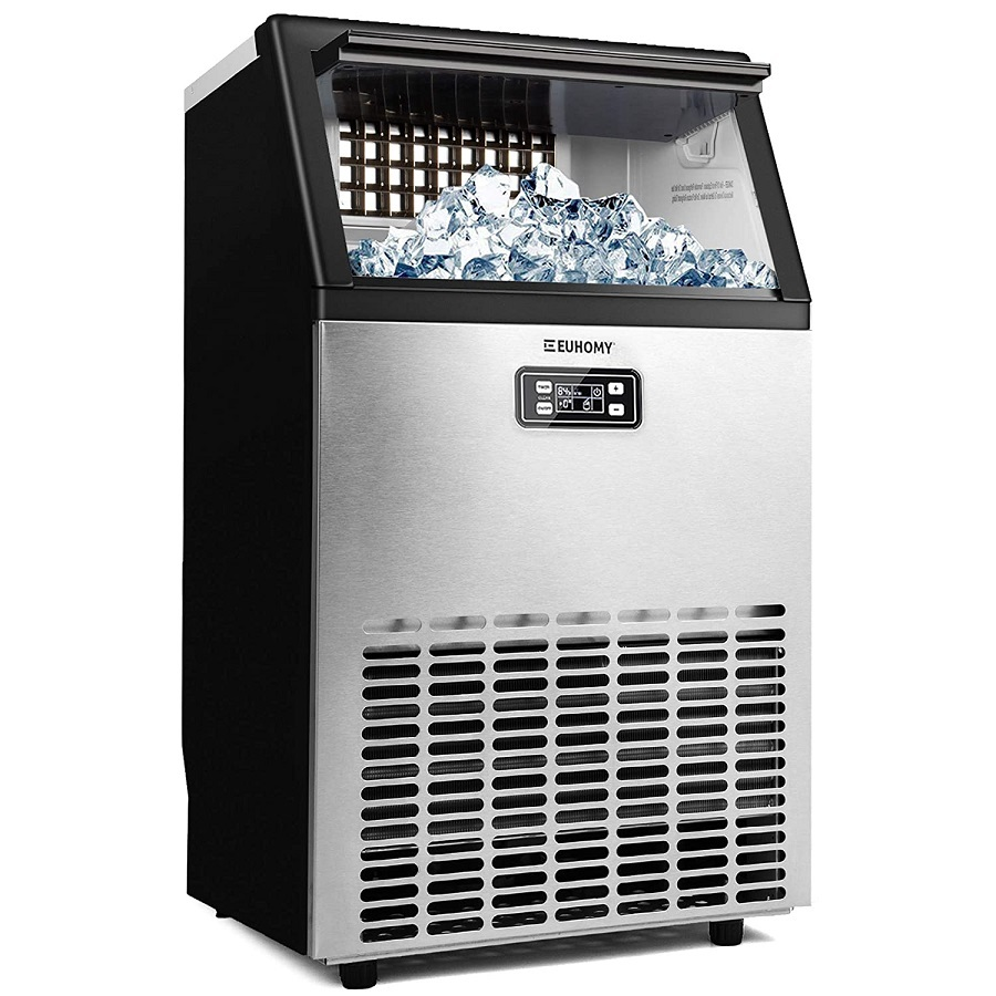 euhomy-under-counter ice maker