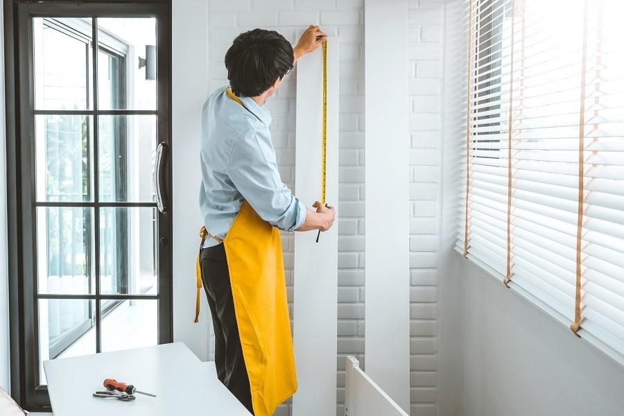 measure window height