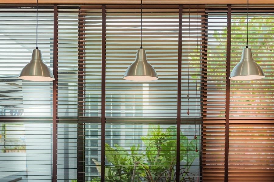 window blinds efficiency