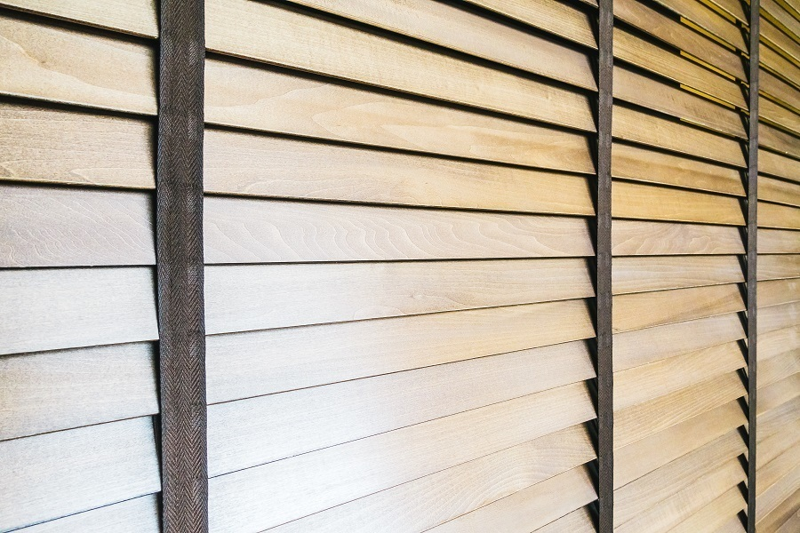 window blinds privacy