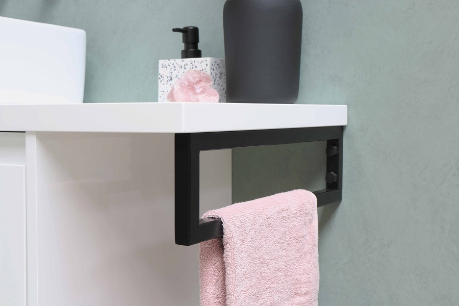 hand towel rack