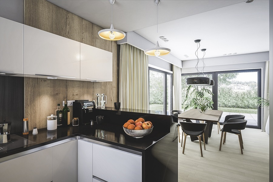 kitchen wall 3d texture