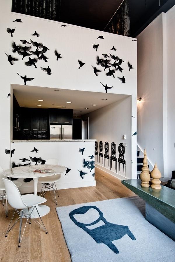 kitchen wall stencils