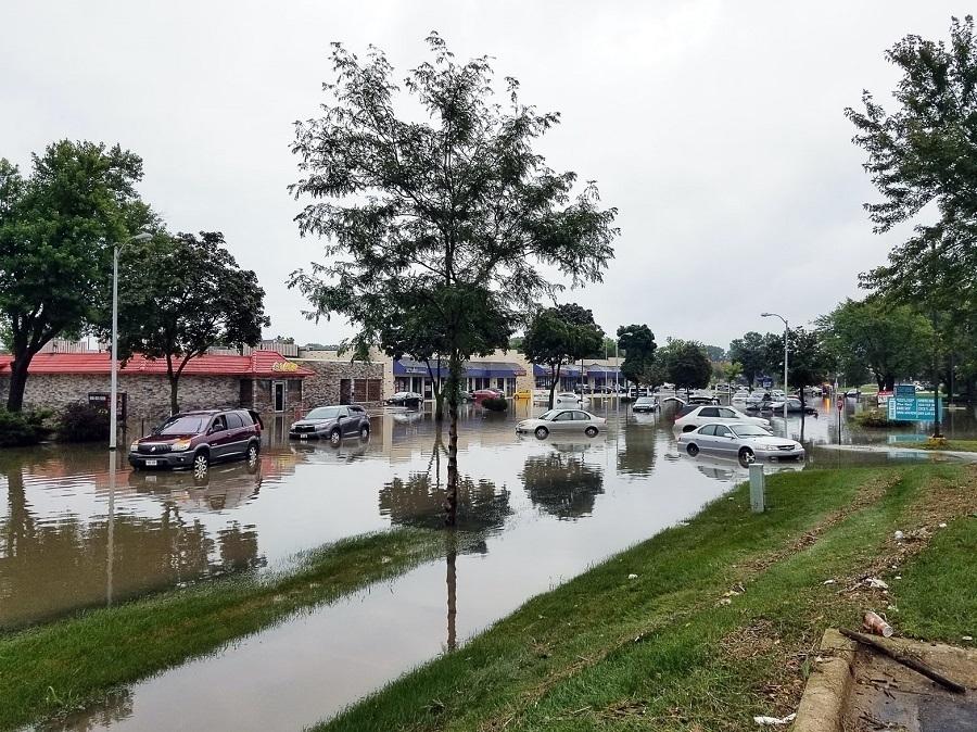 house property flooding